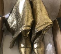 Reserved arany csizma 37