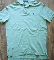 Újszerű ' Ralph Lauren ' férfi pique póló, M-es