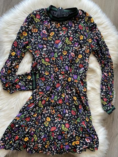 Virágos ruha/tunika