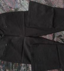 Fekete nadrág S/M - csere vagy 300 Ft