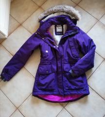Didriksons lila téli kabát S/M
