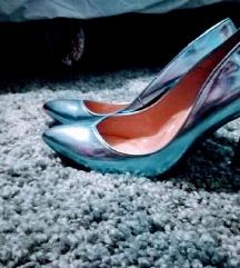 Kék cipő 38