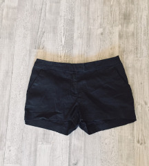 H&M fekete short