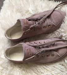 Rosegold Converse