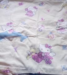Hello Kitty ágyneműhuzat ovis
