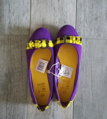Új bohém balerina cipő
