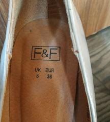 F&F női magassarkú-38