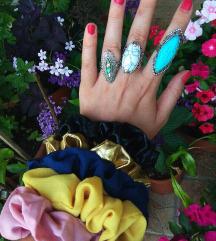 Gyűrűk, hajgumik