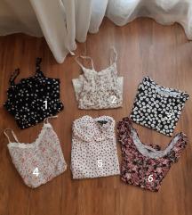 🌸Virágos nyári ruha + felsők🌸