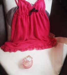 H&M pink neglizsé S-es