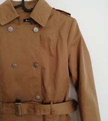 Tevebarna őszi/átmeneti trench coat, ballonkabi