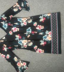 F&F virágos ruha 38 M
