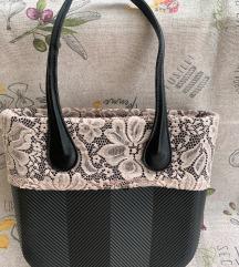 O bag Mini táskához varrott gallérok Obag
