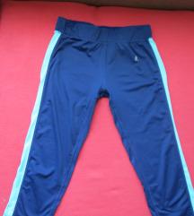 Kék futónadrág