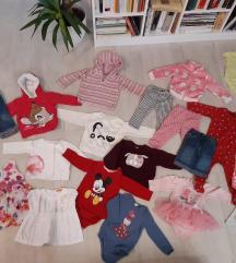 Kislány ruhák csomagban 56-86-os méretig