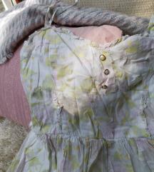 Virágos pasztel hm ruha
