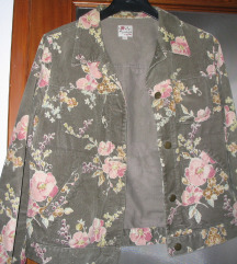 kord virágos dzseki