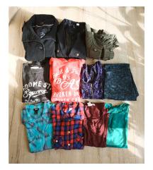 H&M-es ruhacsomag (XS/S)