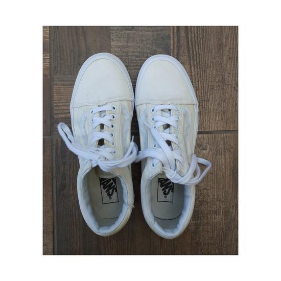 Vans old skool fehér sneaker