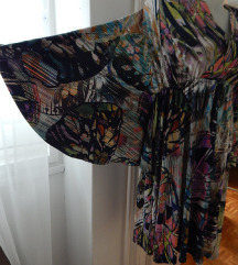 Gharani Strok London pillangó ruha 40-es