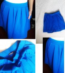 🎀 FB Sister kék szoknya XS/S 🎀