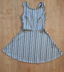 FB Sister csíkos nyári ruha