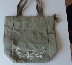 David Jones táska zöld színű