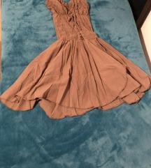 Pántnélküli nyári ruha