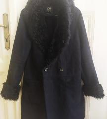 C&A Fekete kabát