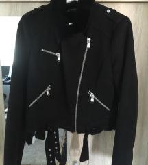 Zara biker dzseki