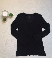 Eladó fekete csillogó póló