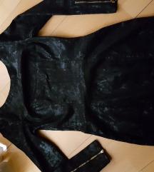 Új fekete Blanco bodycon ruha