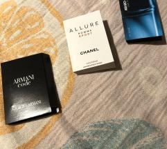 Mini parfumok
