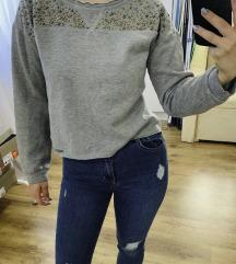 Tally Weijl szegecses pulcsi