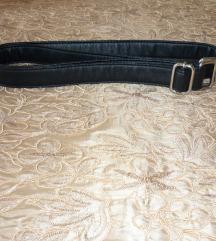 Új - Fekete férfi táska vállpánt 142 cm állítható