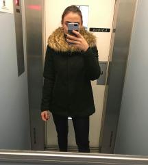 ... ZARA téli kabát ... b5b51e962b