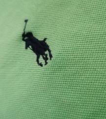 Ralph Lauren világos zöld férfi  Póló L
