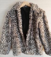 Marks & Spencer szőrmés kabát