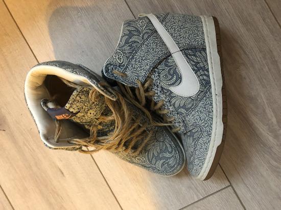 Nike éktalpú cipő