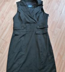 Fekete blézer ruha