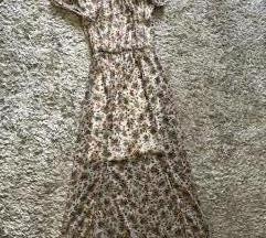 Lenge nyári hosszú ruha