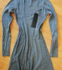 szürke pulóver / tunika