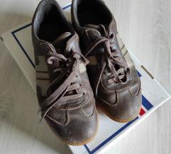 Barna Tisza cipő