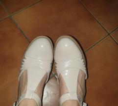 Nude misso bőr cipő