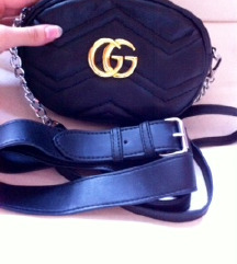 Gucci 2in1 övtáska/oldaltáska