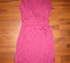 NAGYONSZÉP mályva színű S-m ruha