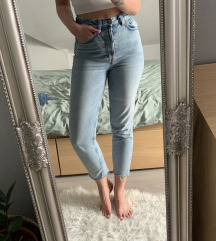 H&M mom jeans