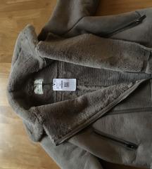 Stradivarius szőrmés kabát