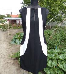 OASIS Monochrome,fekete-fehér ruha