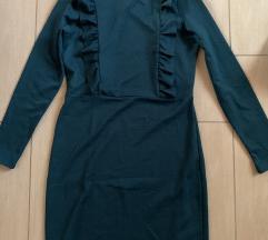 Olajzöld ruha
